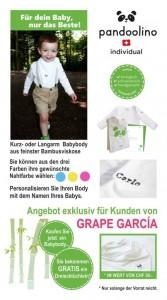 Flyer Grape Garcia